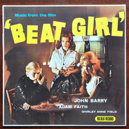 John Barry / Adam Faith / Shirley Anne Field - Music From The Film Beat Girl
