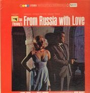 John Barry - From Russia With Love OST - James Bond 007