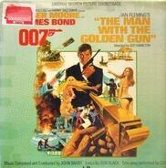 John Barry - The Man With The Golden Gun (OST)