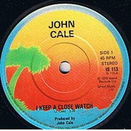 John Cale - I Keep A Close Watch