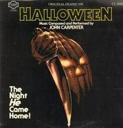 John Carpenter - Halloween (Original Filmmusik)
