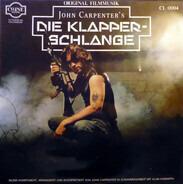 John Carpenter In Zusammenarbeit Mit Alan Howarth - Die Klapperschlange (Original Filmmusik)