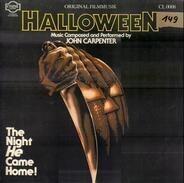 John Carpenter - Halloween (Original Filmmusik)