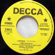 John Entwistle - I Wonder