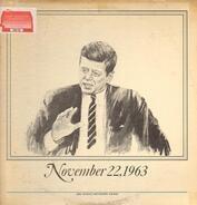 John F. Kennedy - November 22, 1963