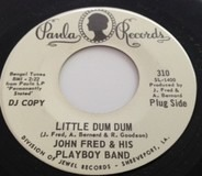 John Fred & His Playboy Band - Little Dum Dum