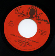 John Fred & His Playboy Band - Judy In Disguise / When The Lights Go Out