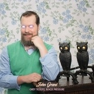 John Grant - Grey Tickles,Black Pressure