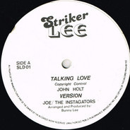John Holt - Talking Love