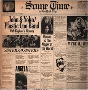 John Lennon & Yoko Ono / The Plastic Ono Band - Some Time in New York City