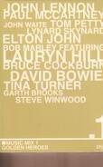 John Lennon / Tom Petty / Tina Turner a.o. - Music Mix 1 - Golden Heroes