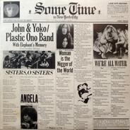 John Lennon & Yoko Ono / The Plastic Ono Band - Some Time In New York City