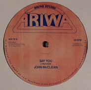 John McLean - Say You