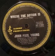 John Paul Young - Where The Action Is