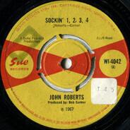 John Roberts - Sockin' 1, 2, 3, 4