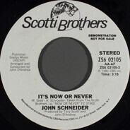 John Schneider - It's Now Or Never