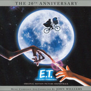John Williams - E.T. The Extra-Terrestrial - The 20th Anniversary (Original Motion Picture Soundtrack)