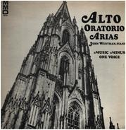 John Wustman - Alto Oratorio Arias