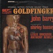 John Barry - Goldfinger (Original Motion Picture Soundtrack)