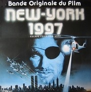 John Carpenter & Alan Howarth - New York 1997 (Bande Originale Du Film)