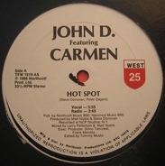 John D Featuring Carmen Padilla - Hot Spot