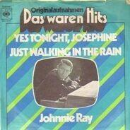Johnnie Ray - Yes Tonight Josephine, Just Walking In The Rain
