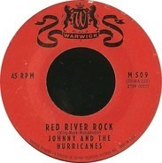 Johnny And The Hurricanes - Red River Rock / Buckeye
