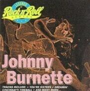 Johnny Burnette - Legends Of Rock'n'Roll Series