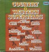 Johnny Cash & June Carter, Frankie Laine, a.o. - Country & Western Superstars