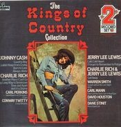 Johnny Cash, Charlie Rich, Carl Perkins...a.o. - The Kings Of Country Collection