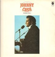 Johnny Cash - Greatest Hits Volume II