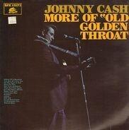 Johnny Cash - More Of 'Old Golden Throat'
