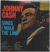 Johnny Cash - Sings I Walk The Line