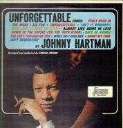 Johnny Hartman - Unforgettable Songs