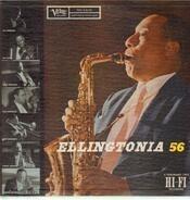 Johnny Hodges & His Big Band - Ellingtonia '56