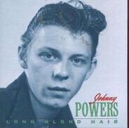Johnny Powers - LONG BLOND HAIR