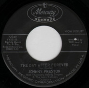 Johnny Preston - The Day After Forever