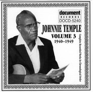 Johnny Temple - Complete Recorded Works In Chronological Order Volume 3 (1940-1949)
