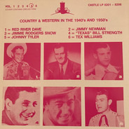 Johnny Tyler - Country & Western In The 1940's and 1950's (Vol. 5)