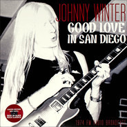 Johnny Winter - Good Love in San Diego