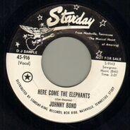Johnny Bond - Take Me Back To Tulsa / Here Come The Elephants