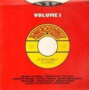 Johnny Carroll, Don Woody, Roy Hall,.. - Rare Rockabilly Vol I