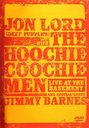 Jon Lord With The Hoochie Coochie Men And Special Guest Jimmy Barnes - Live at the Basement