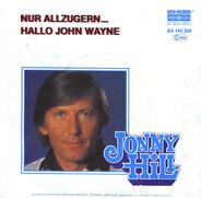Jonny Hill - Nur Allzugern