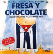 José María Vitier - Fresa Y Chocolate