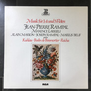 Joseph Bodin De Boismortier / Anton Reicha / Daniel Friedrich Rudolph Kuhlau - Jean-Pierre Rampal , - Musik Für 3, 4 Und 5 Flöten