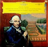 Joseph Haydn - Eugen Jochum , Symphonie-Orchester Des Bayerischen Rundfunks - Sinfonie Nr. 91 Es-Dur / Sinfonie Nr. 103 Es-Dur (Mit Dem Paukenwirbel)