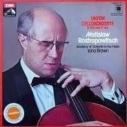Joseph Haydn - Mstislav Rostropovich - The Academy Of St. Martin-in-the-Fields - Iona Brown - Cello Concerto In C Major / Cello Concerto In D Major, Op.101