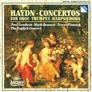 Haydn - Concertos For Oboe, Trumpet, Harpsichord