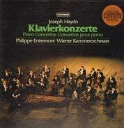 Joseph Haydn , Wolfgang Amadeus Mozart - Moscow Chamber Orchestra , Rudolf Barshai , Emil Gilels - Klavierkonzerte